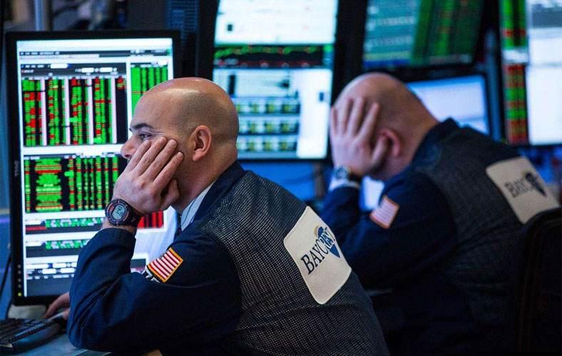 美股跌幅继续扩大道指跌超300点