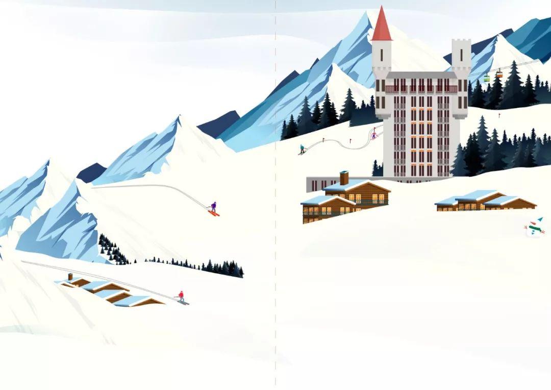 滑雪高手 跟着顶级滑雪高手穿过风雪 去全球雪场激发无限能量