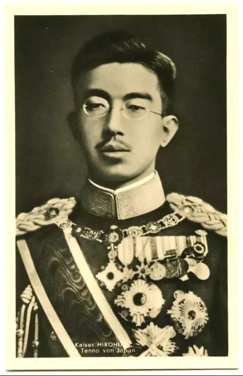 ▲昭和天皇
