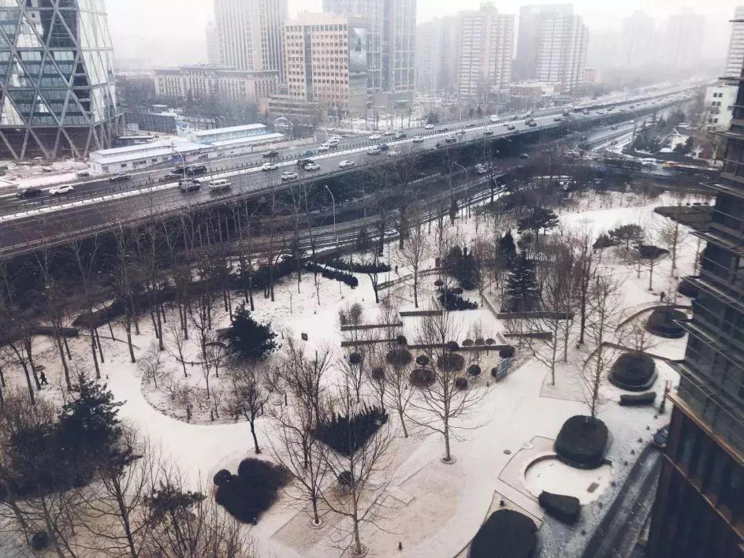 北京情人节好去处 情人节遇上下雪天  北京最美滤镜已为你备好了极致浪漫!