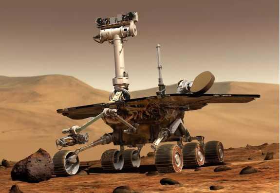 黔驴技穷?NASA周三或官宣放弃机遇号火星车