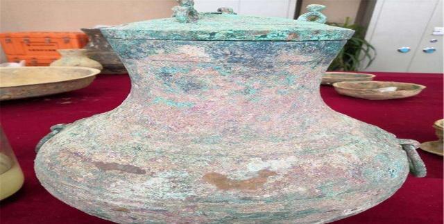 西汉古墓挖出仙药 热点 热图4
