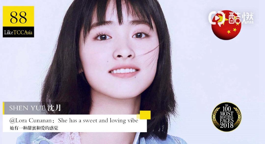 亚洲100最美面孔_独创性,大胆,激情,承诺,希望等人格魅力的亚洲面孔.