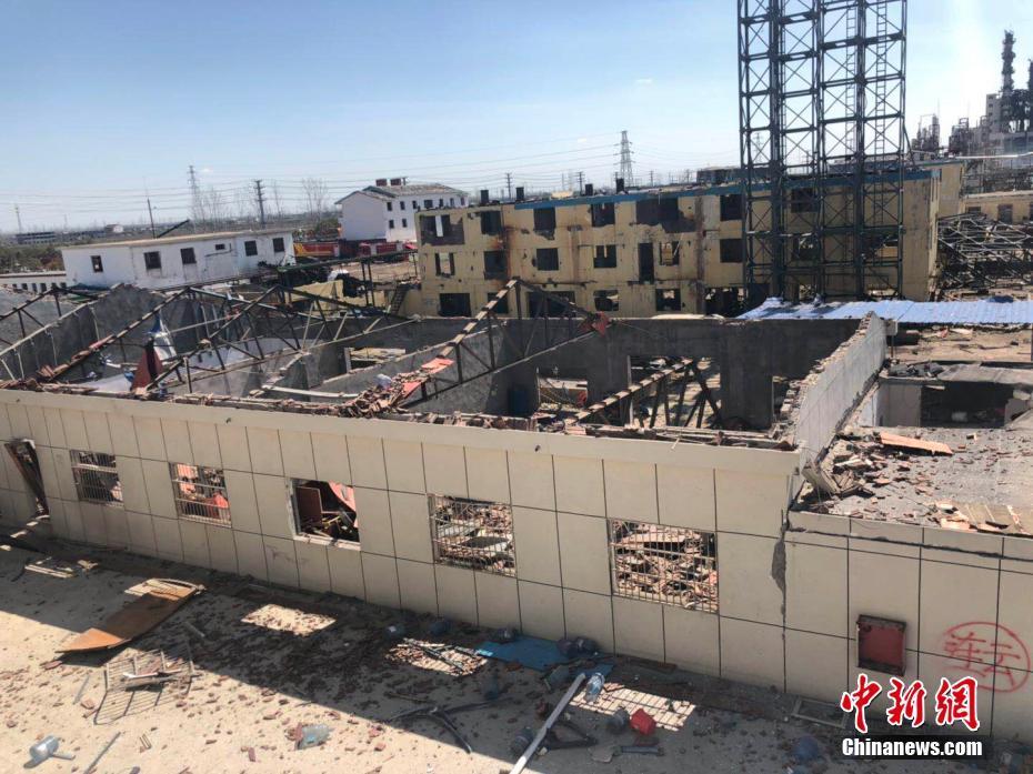 江苏盐城市响水县生态化工园区天嘉宜化工化学