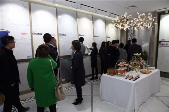 欧神诺陶瓷2019新品发布会·包头站隆重举行