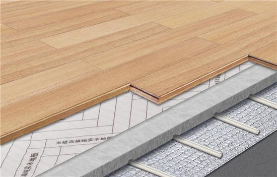 买地暖实木地板为什么都选天格?因为更专业