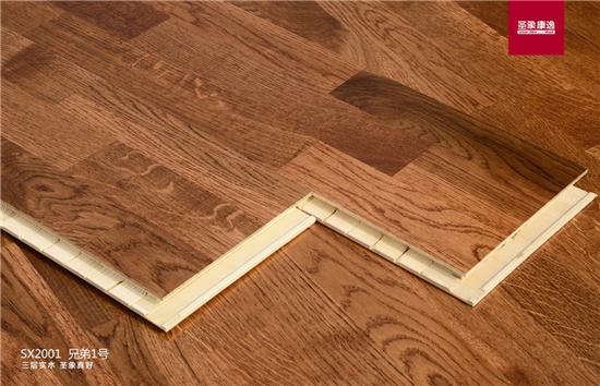圣象三层三拼纹艺家,地板界的颜值担当!