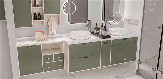 意中陶全卫定制,挖掘浴室更多可能