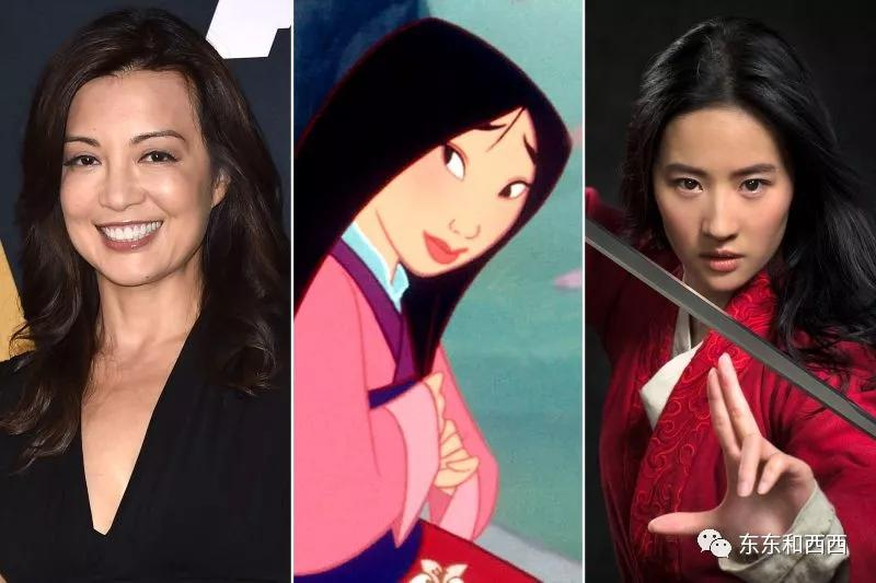 她才是迪士尼第一个花木兰,比刘亦菲早20年,但谁看得出她的年纪?