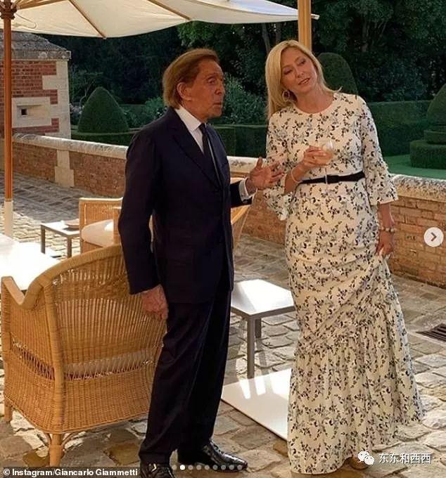 她与梅根一样,也是远嫁欧洲王室的美国人,但这气场也强太多了吧…