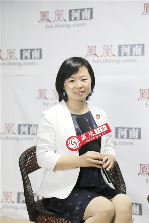 郑州市首正堂健康咨询有限公司总经理赵丽霞