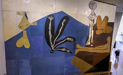 毕加索:告别革命,告别史诗