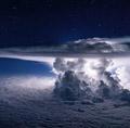 37000英尺上的奇景