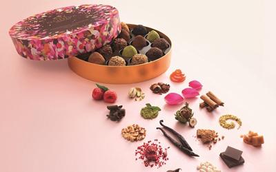 梦幻瑰丽的味蕾体验 巧克力极致盛宴之旅
