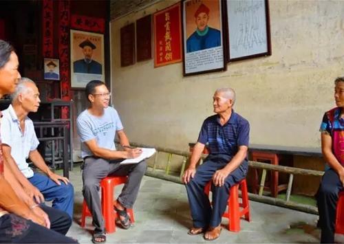"""放弃10万年薪,九陂王志委挑起王屋村建""""大梁"""""""
