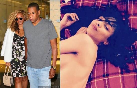 她自称是碧昂斯骂的小三 与Jay-Z车震3分钟 [有看点]