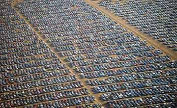 卖不出去的汽车会如何处置?背后的真相让人沉默