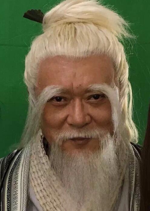 """58岁""""囚歌之王""""迟志强近照曝光 一头白发(图) [有看点]"""