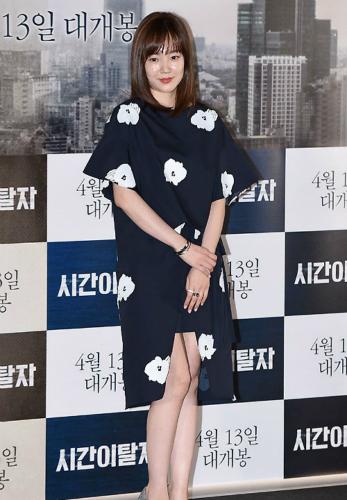 韩星林秀晶被曝28日结婚 公司否认:没男友 [有看点]