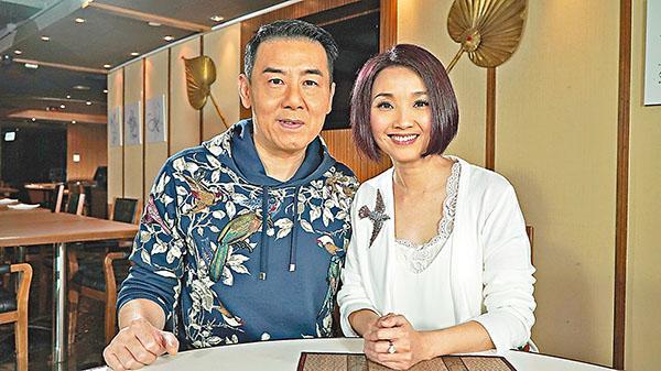 香港女星曾鼓励老公演三级片 否认身家过亿【星看点】