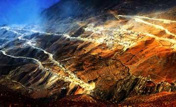 解放军三千里川藏线:风景超乎想象 气魄震撼人心