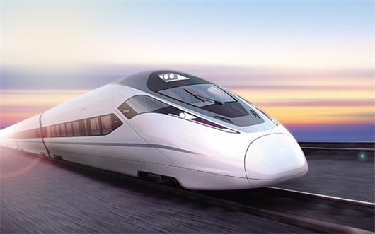 中国高铁建设飞速发展 逐渐变成春运主力备受欢迎