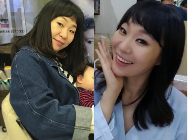 韩女星怀孕一天吃7餐体重飙破77公斤 产后已狂减34斤【星看点】