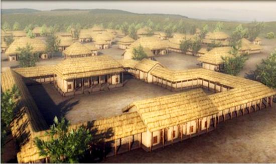 解读早期中国 都城千年无城墙