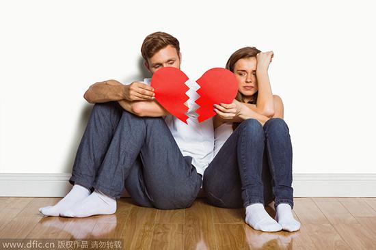 这8条是造成婚姻短命的硬伤
