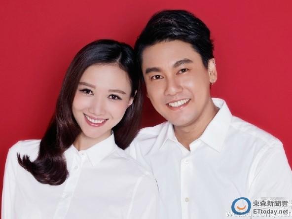 【有意思】恭喜!朱孝天韩雯雯今日在台北登记结婚
