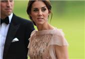 凯特王妃穿5年前旧衣人消瘦