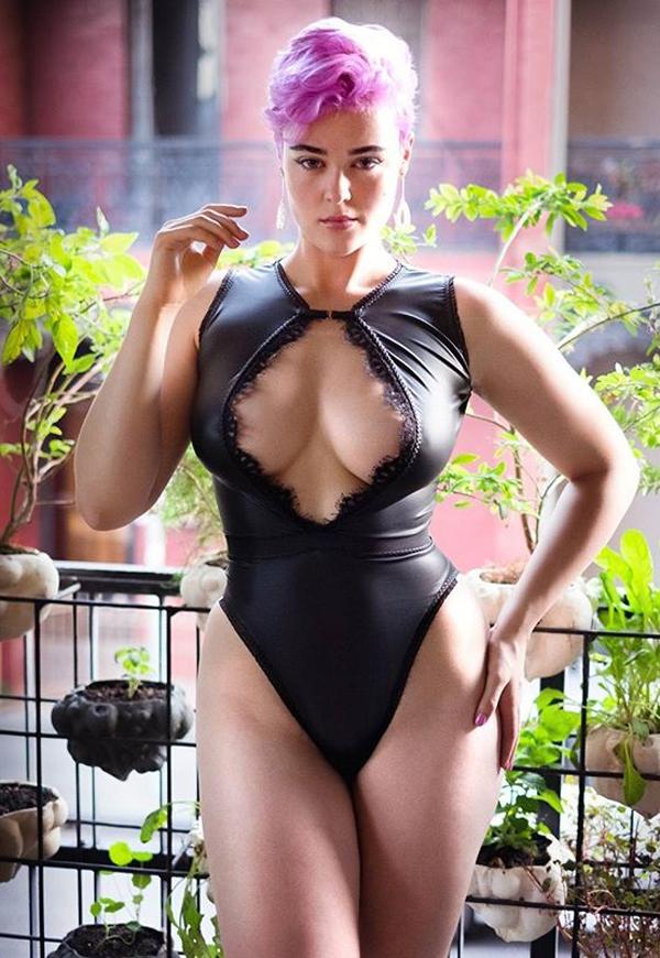妹子图:23岁肉弹澳洲妹子酷似《守望先锋》毛妹爆红-妹子图,美女诱惑