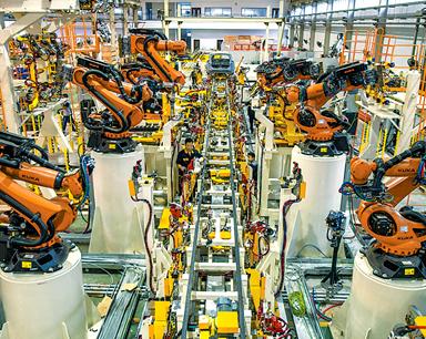 安徽机器人成套出口白俄罗斯
