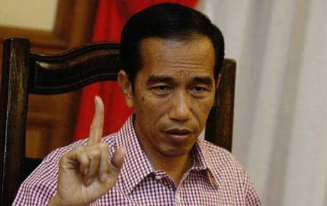 印尼总统南海登岛 变一民事矛盾为政治矛盾