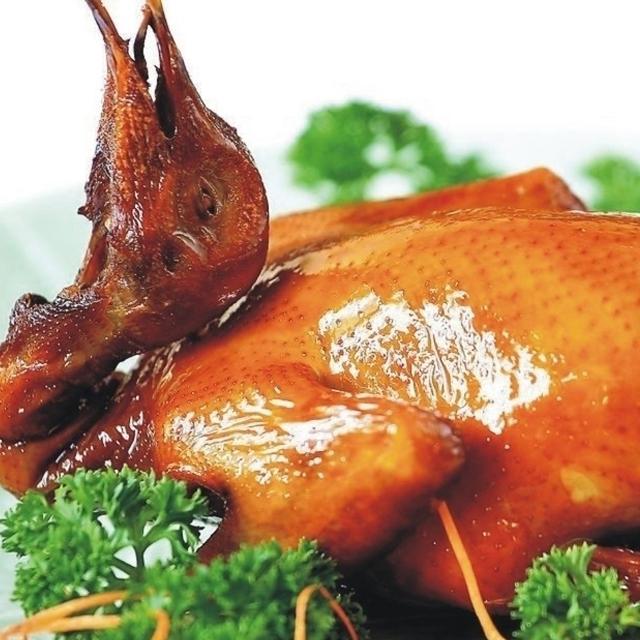 3分钟一道养生菜:滋补佳品烤乳鸽