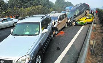 开慢车的危害 你可能不会知道!
