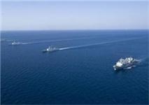 外媒:印度称中国海军进入印度洋