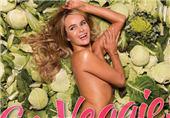 45岁女星首次拍摄全裸大片为慈善
