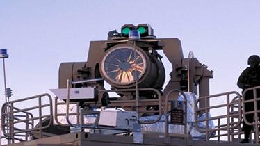 曝中国激光武器击落率百分百 核心器件国产化