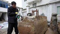 工地挖出700年神秘木箱:打开后大惊