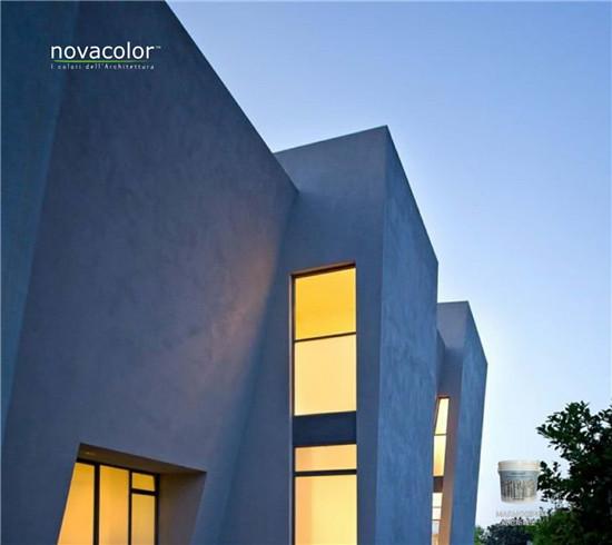 巴德士袁慧:novacolor(诺瓦)为空间艺术升温