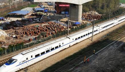 南京到郑州,西安火车有望提速