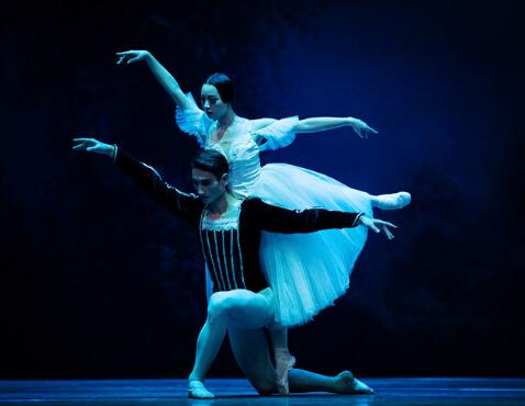 广州芭蕾舞团改编《吉赛尔》 七月献演国家大剧院