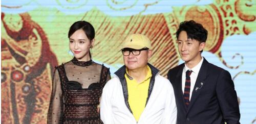 【有意思】刘镇伟:韩庚可以挑战星爷 唐嫣身材好过朱茵