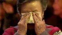 潘长江献唱母亲老泪纵横 现场哽咽导演流泪喊咔