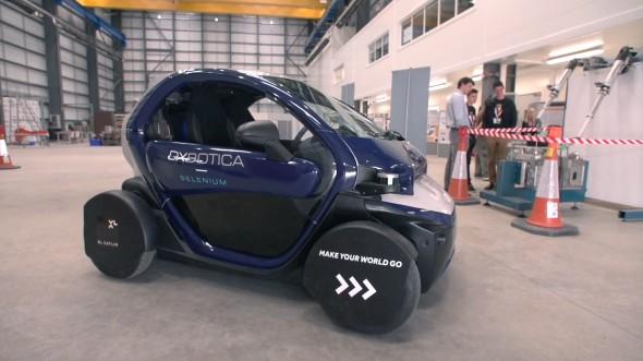 牛津大学开发新软件 可以让普通汽车自动驾驶