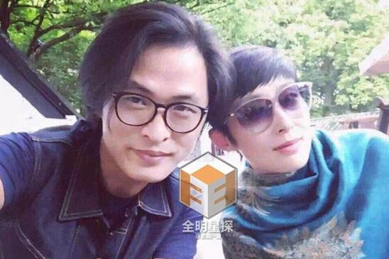 【星娱TV】香港昔日玉女张敏疑出轨 牵手小导演大玩姐弟恋