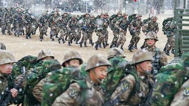 解放军被指越界进入印度 印内政部低调回应
