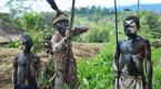 探寻非洲最后的食人部族 只偏好女人肉