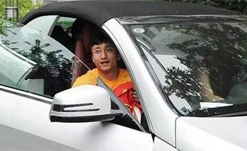 他是中国拳王 一场比赛百万奖金座驾却很低调